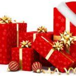 Regalos de Navidad Con Estrella