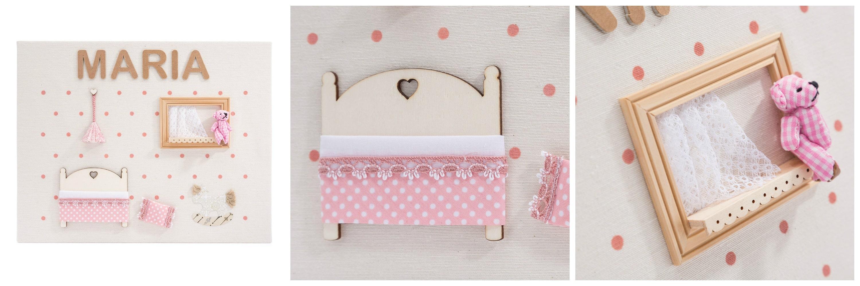 Regalos personalizados beb de par s - Cuadros para habitacion de bebe ...