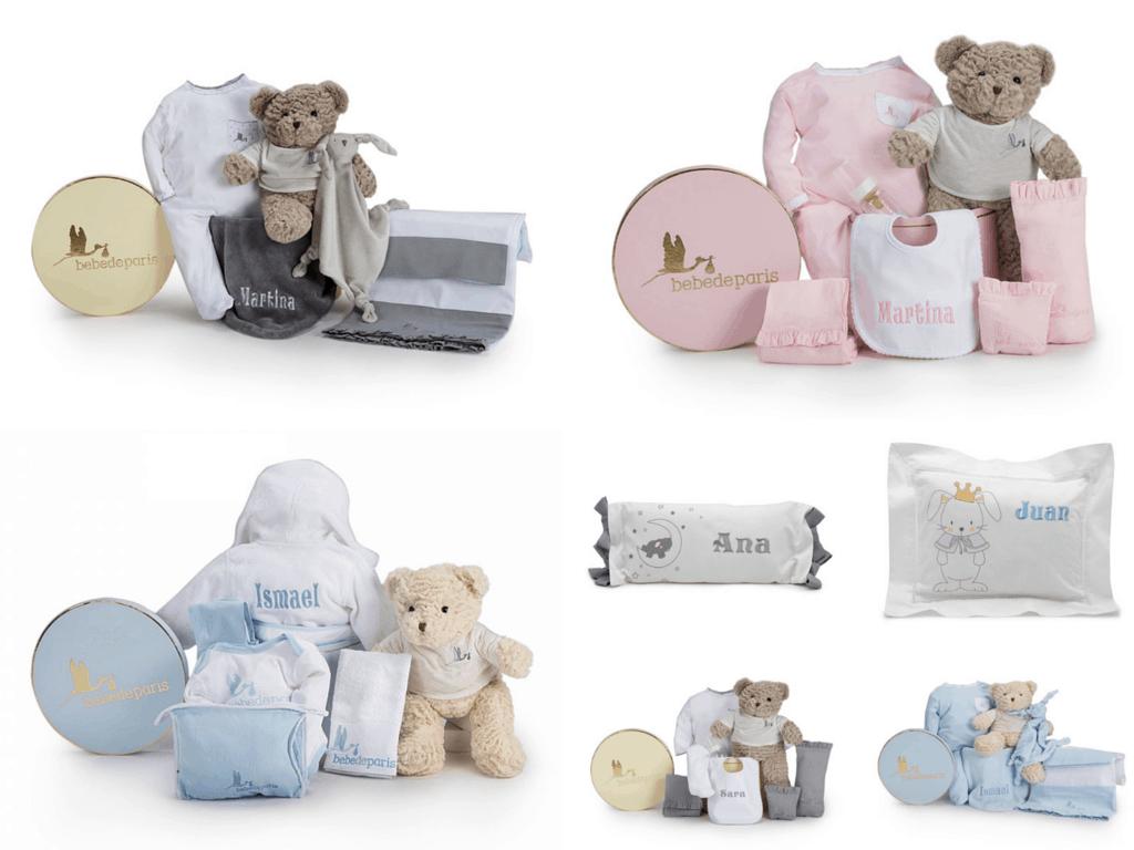 articulos personalizados para bebes