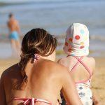 Cómo cuidar la piel del bebé en verano