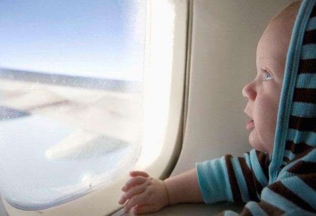 Primer vuelo bebé | Bebé de París