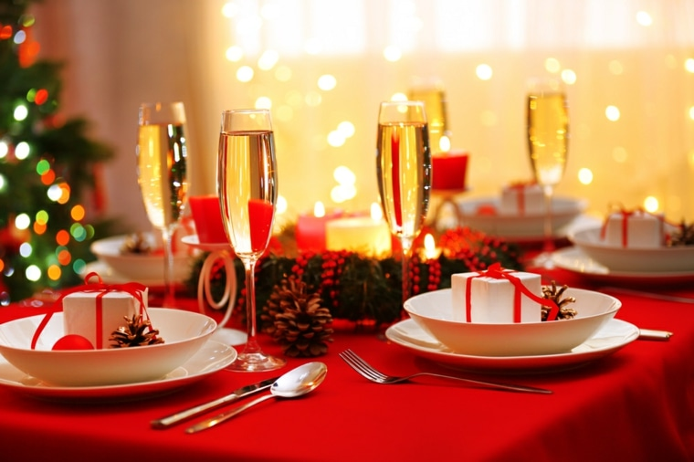 Recetas de navidad especial embarazadas beb de par s - Menu de cenas navidenas ...