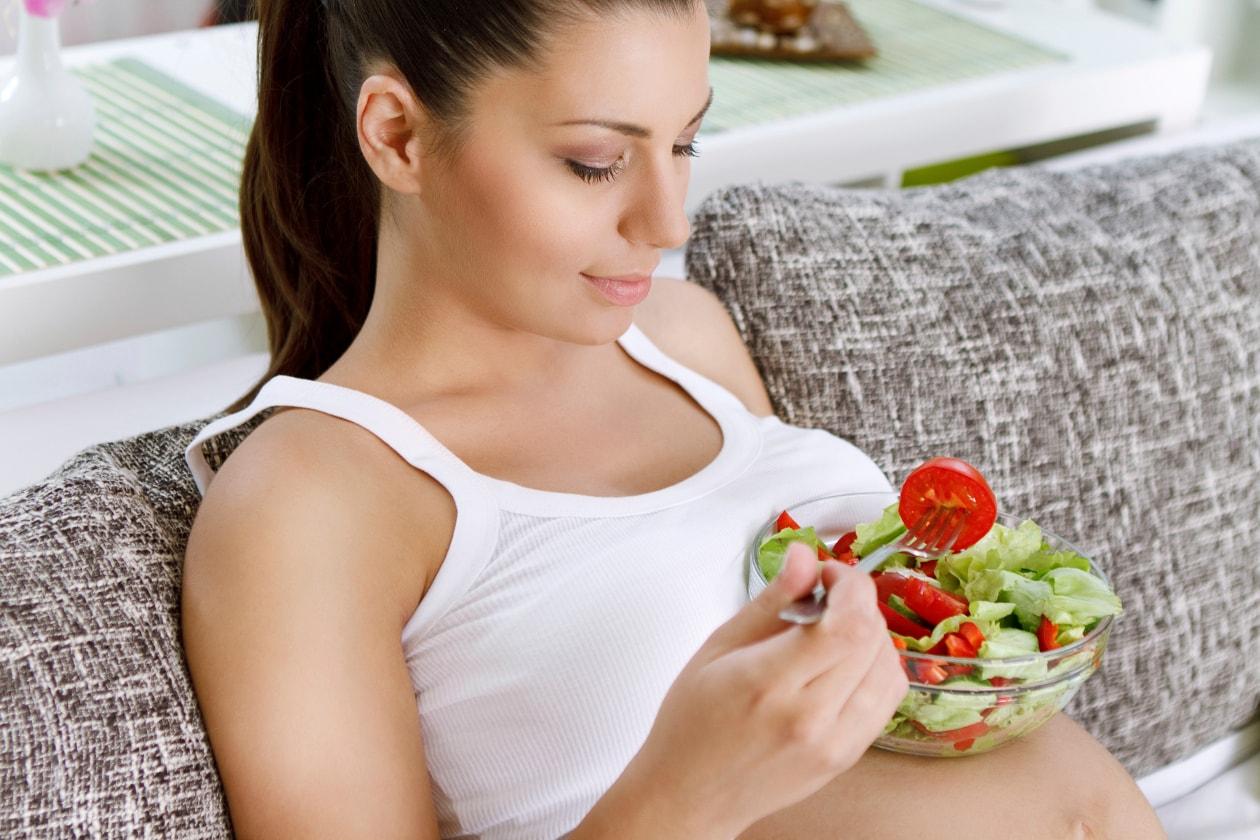 alimentos en el embarazo