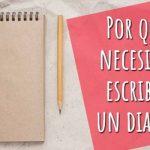 5 razones para llevar un diario de tu embarazo